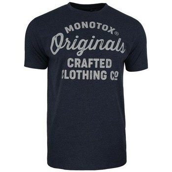 textil Herr T-shirts Monotox Originals Crafted Grenade