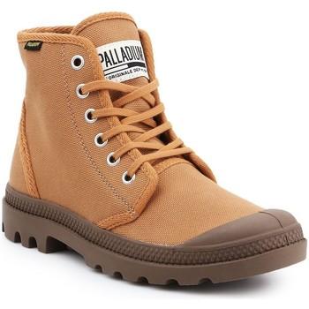 Skor Herr Höga sneakers Palladium Manufacture Pampa HI Originale 75349-230-M brown