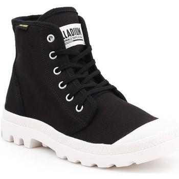 Skor Herr Höga sneakers Palladium Manufacture Pampa HI Originale 75349-016-M black