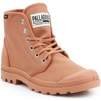 Skor Herr Höga sneakers Palladium Manufacture Pampa HI Originale 75349-225-M brown