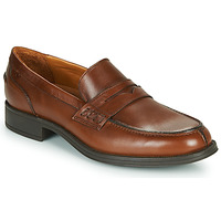 Skor Herr Loafers Carlington JALECK Brun