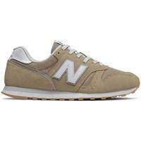 Skor Herr Sneakers New Balance 373 Vit, Beige