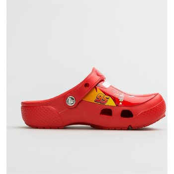 Skor Barn Träskor Crocs Fun Lab Clog Cars Kids Röda