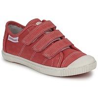 Skor Barn Sneakers Pataugas BISTRO Röd