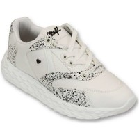 Skor Herr Sneakers Cash Money Mens Skor Touch White Vit