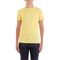textil Herr T-shirts Yes Zee T768-TL00 Giallo