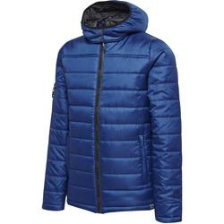 textil Barn Täckjackor Hummel Parka enfant   North Quilted bleu foncé