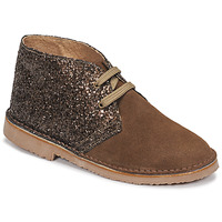 Skor Flickor Boots Citrouille et Compagnie NINUP Mullvadsfärgad