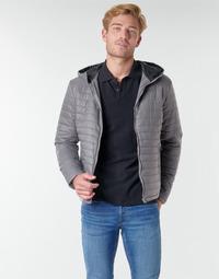 textil Herr Täckjackor Casual Attitude NEFFLE Grå