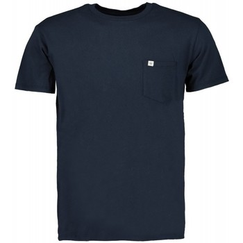 textil Herr T-shirts Scout M/m  T-shirt (10584-blue) Blå