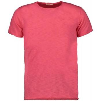 textil Herr T-shirts Scout M/m  T-shirt (10184-rosa) Rosa