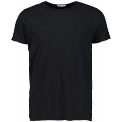 textil Herr T-shirts Scout M/m  T-shirt (10184-svart) Svart