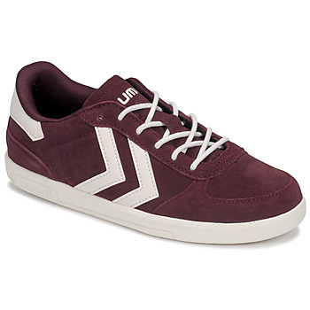 Skor Barn Sneakers Hummel VICTORY JR Bordeaux