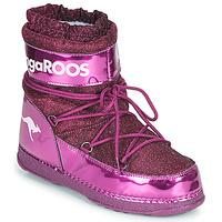 Skor Dam Boots Kangaroos K-MOON Violett