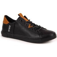 Skor Herr Sneakers Big Star INT1384B Svarta