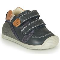 Skor Pojkar Sneakers Biomecanics BOTIN VELCROS Marin