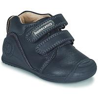 Skor Barn Sneakers Biomecanics BOTIN DOS VELCROS Marin
