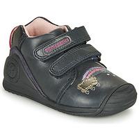 Skor Flickor Sneakers Biomecanics BOTIN TWIN Marin