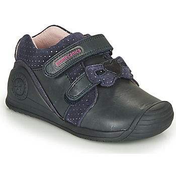 Skor Flickor Sneakers Biomecanics BOTIN LAZO Marin