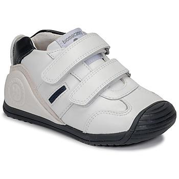 Skor Pojkar Sneakers Biomecanics BIOGATEO SPORT Vit