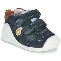 Skor Pojkar Sneakers Biomecanics ZAPATO SPORT VELCRO Marin