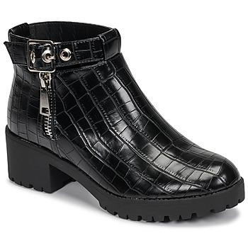 Skor Dam Boots Moony Mood NIETTE Svart