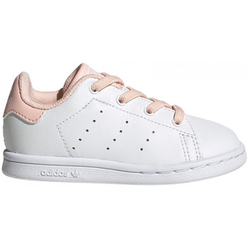 Skor Barn Sneakers adidas Originals Stan smith el i Vit