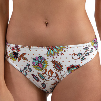 textil Dam Bikinibyxa / Bikini-bh LPB Woman 0011BAS / COOL Vit