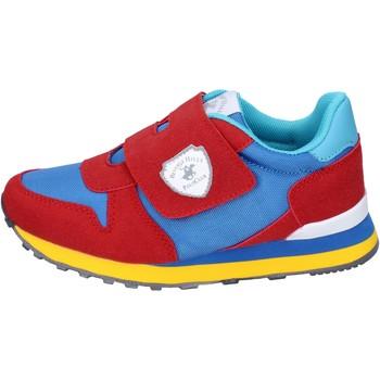 Skor Pojkar Sneakers Beverly Hills Polo Club Sneakers BM767 Röd