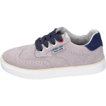 Skor Pojkar Sneakers Beverly Hills Polo Club Sneakers BM770 Beige