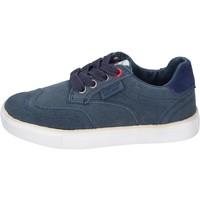 Skor Pojkar Sneakers Beverly Hills Polo Club Sneakers BM771 Blå