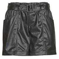 textil Dam Shorts / Bermudas Liu Jo WF0104-E0392 Svart
