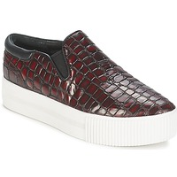 Skor Dam Slip-on-skor Ash KARMA Bordeaux