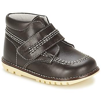 Skor Pojk Boots Citrouille et Compagnie MELIN Brun