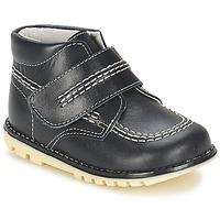Skor Pojk Boots Citrouille et Compagnie MELIN Marin