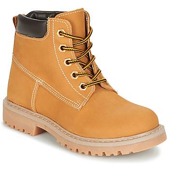 Skor Barn Boots Citrouille et Compagnie SITELLE Beige