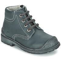 Skor Pojkar Boots Citrouille et Compagnie BRINDIL Marin