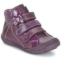 Skor Flickor Boots Citrouille et Compagnie FALIE Violett