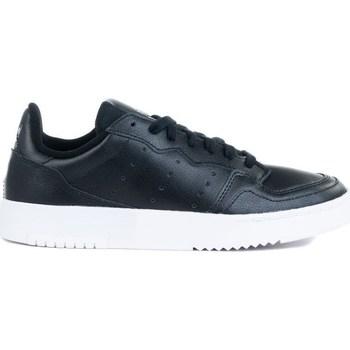 Skor Barn Sneakers adidas Originals Supercourt J Vit,Svarta