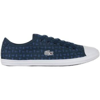 Skor Dam Sneakers Lacoste Ziane Sneaker 116 2 Spw Vit, Grenade