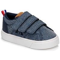 Skor Barn Sneakers Le Coq Sportif VERDON CLASSIC Blå