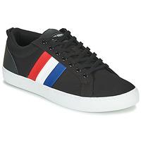 Skor Herr Sneakers Le Coq Sportif VERDON CLASSIC FLAG Svart
