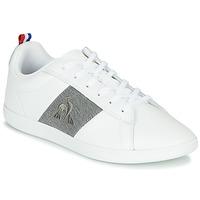 Skor Sneakers Le Coq Sportif COURTCLASSIC GS Vit