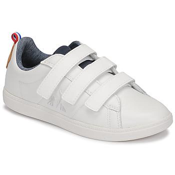 Skor Barn Sneakers Le Coq Sportif  Vit