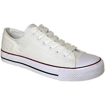 Skor Dam Sneakers Dek  Vit