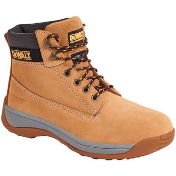 Skor Herr safety shoes Dewalt  Honung