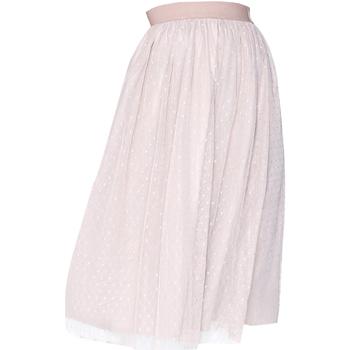 textil Dam Kjolar Little Mistress  Mink