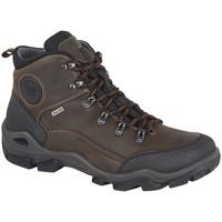 Skor Herr safety shoes Imac  Mörkbrun