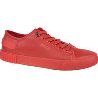 Skor Dam Sneakers Big Star Shoes Big Top Rouge