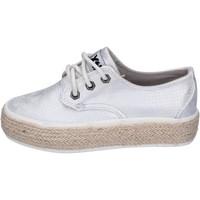 Skor Flickor Sneakers Xti Sneakers BM817 Silver